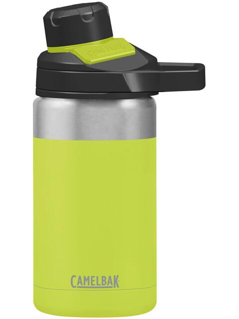 CamelBak Chute Mag Vacuum Insulated Stainless Bottle 400ml lime